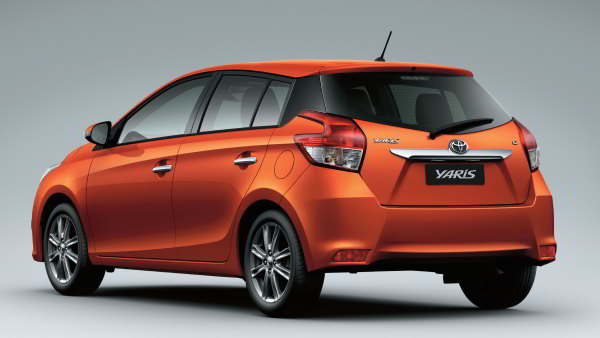 Eksterior All New Yaris