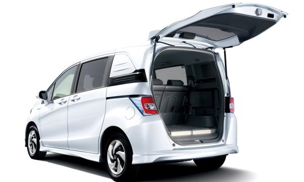 Eksterior Honda Freed Wallpaper Indonesia Photo Mobil Sewa Terbaru All NEw